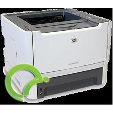 Принтер HP Laserjet 2015 - ВТОРА УПОТРЕБА