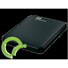 Твърд диск 1TB USB 3.0 black Western Digital